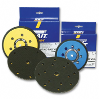 150mm Backing pads for hook & loop discs on Bosch Gex 150 Series Machines